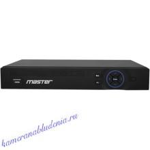 IP Видеорегистратор  16-ти канальный MR-IPR4K16