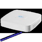 Мультиформатный видеорегистратор 4-х канальный RVi-HDR04LA-M